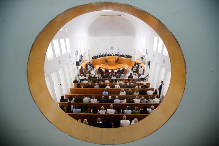 בית המשפט העליון. צילום: מרק ישראל סלם