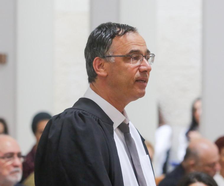 """פרקליט המדינה, שי ניצן. יעביר את החלטתו ליועמ""""ש. צילום: מרק ישראל סלם"""