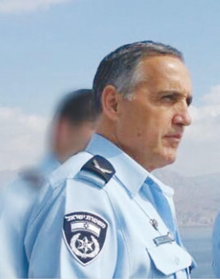 ניצב גדי סיסו. צילום: משטרת ישראל