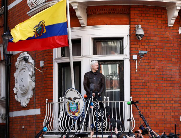 Julian Assange (Photo: Reuters)
