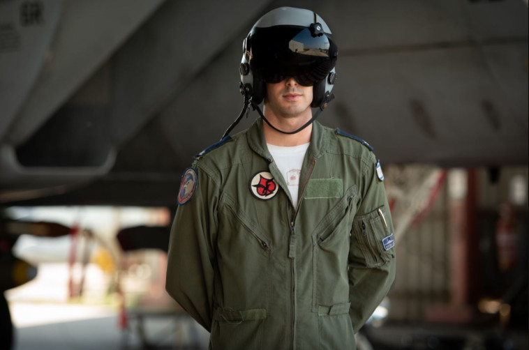 """רב סרן כ'. צילום: דובר צה""""ל"""