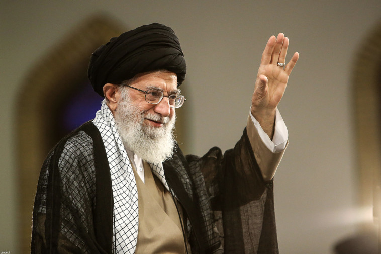 עלי חמינאי (צילום: AFP)