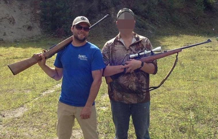 היה מוטרד לפני הרצח, סיפר שהוא בצרות. רוטן וחבר, צילום: דרך פייסבוק