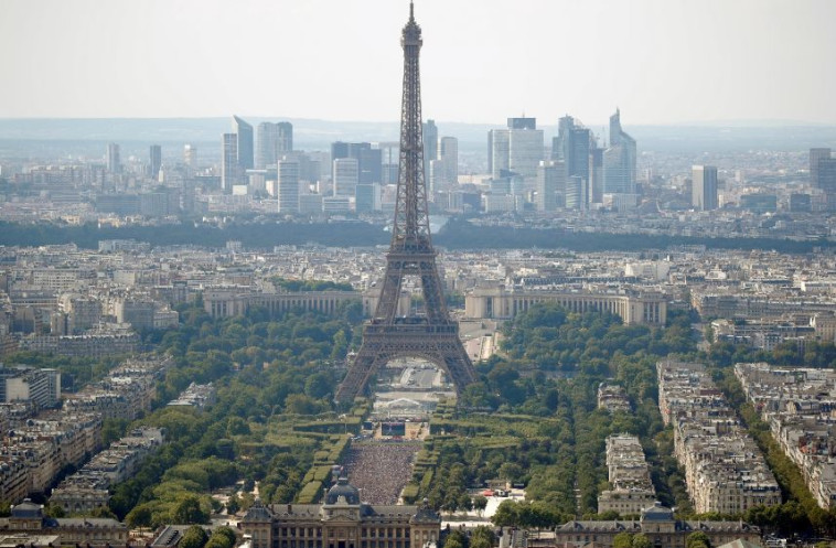 מגדל אייפל בפריז (צילום: רויטרס)