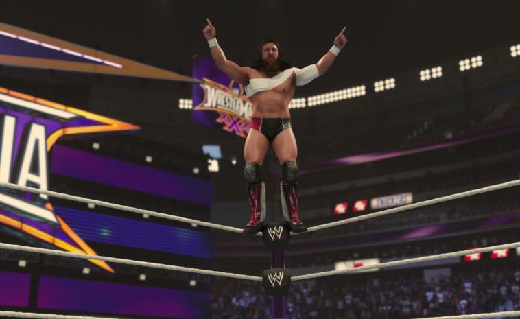 """צילום: יח""""צ WWE2K19."""
