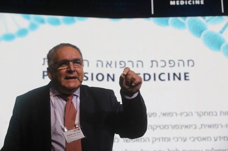 פרופ' זאב רוטשטיין. צילום: מרק ישראל סלם