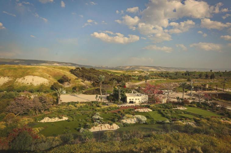 עמק נהריים, צילום: יעקב לדרמן, פלאש 90