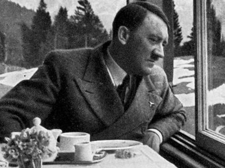 היטלר. צלם: אינסטגרם