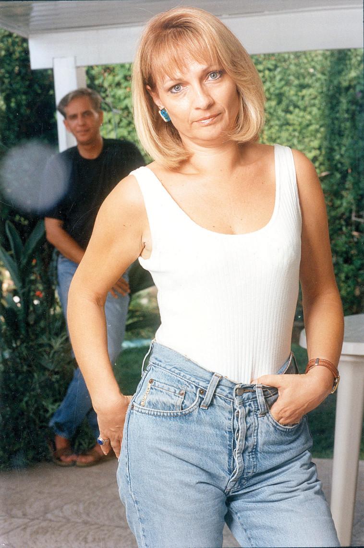 שנת 1993 אהרון ועמליה ברנע צילום אלי דסה