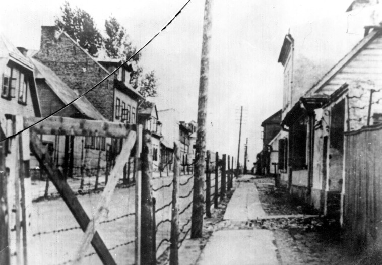 גטו קובנה (צילום: ארכיון יד ושם)