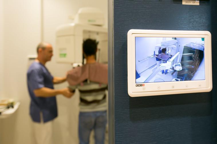 צילום CT הוא הבסיס לאבחון מדויק של מצב הלסת. צילום: AHOY