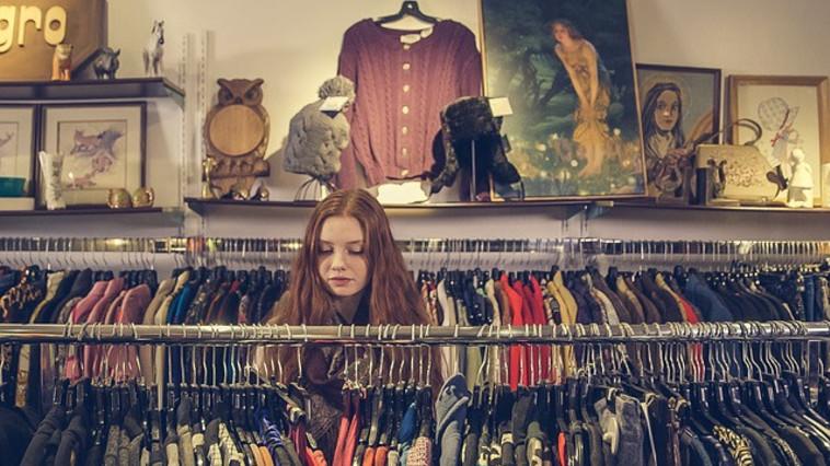 חנות בגדים, Pixabay