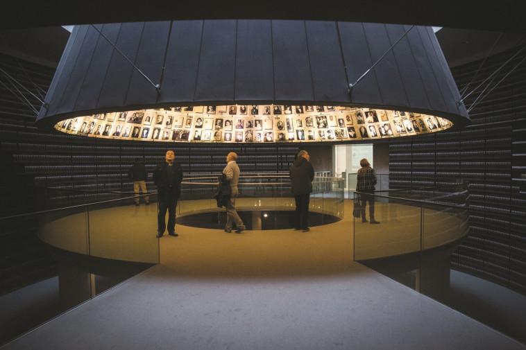 מוזיאון יד ושם (צילום: הדס פרוש, פלאש 90)