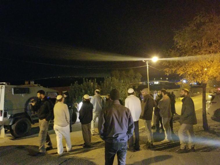 מעצר קטין החוד בטרור יהודי. צילום: TPS