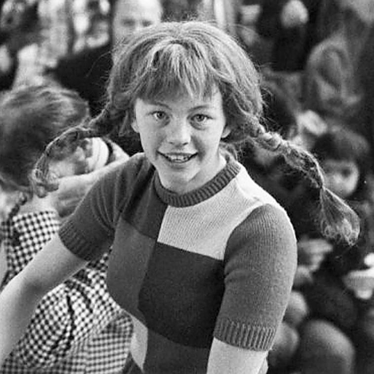 בילבי, השחקנית אינגריד נילסון. צלם : פטרז הנס