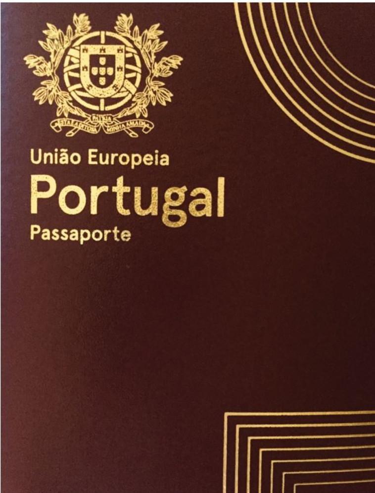 דרכון פורטוגלי. צילום: jpeg image