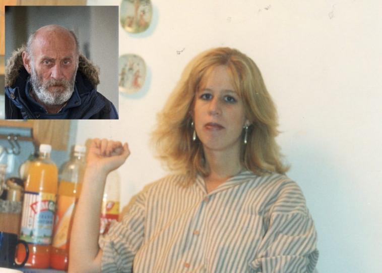 """ורדית בקרקנוט ז""""ל והחשוד כרוצחה ולרי סאקוביץ'. צלם : מוטי קמחי,יונתן זינדל, פלאש 90"""