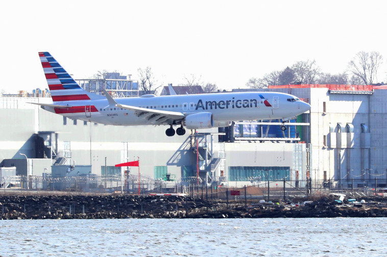 "מטוס בואינג 737 מקס 8 בארה""ב. צילום: רויטרס"