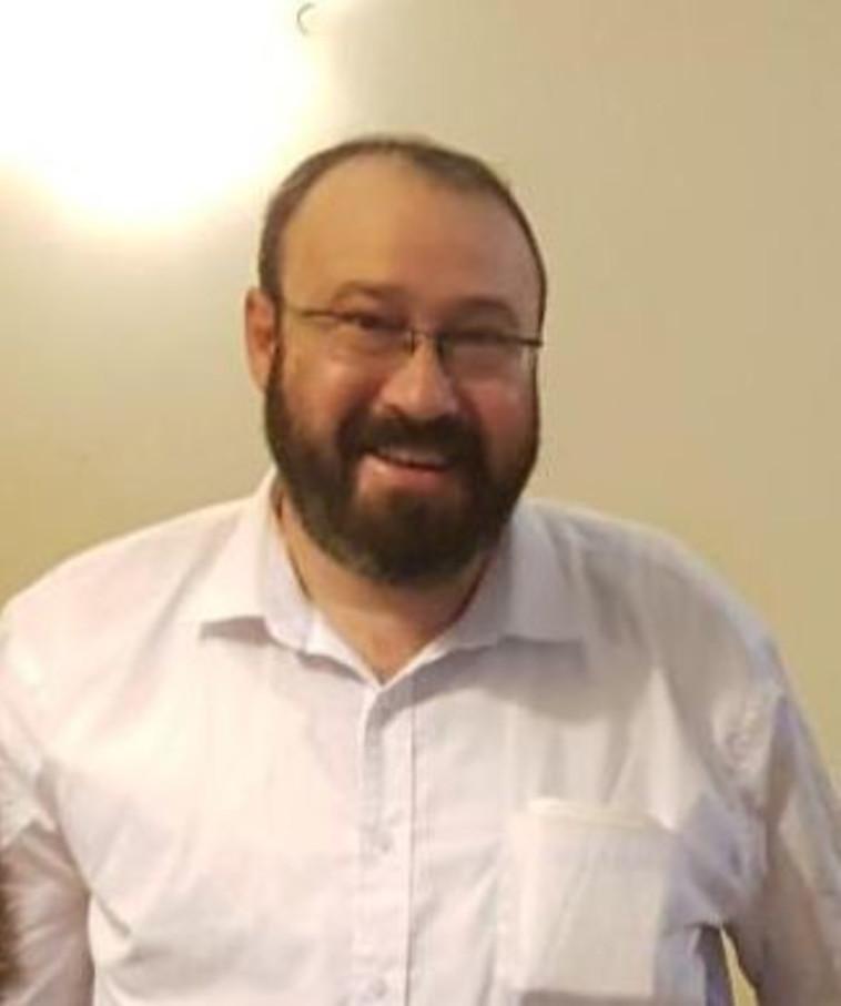 """הרב אחיעד אטינגר ז""""ל. צילום: נדב גולדשטיין/TPS"""