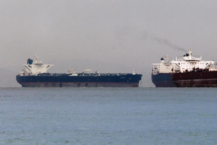 מכלית נפט איראנית. צילום: רויטרס