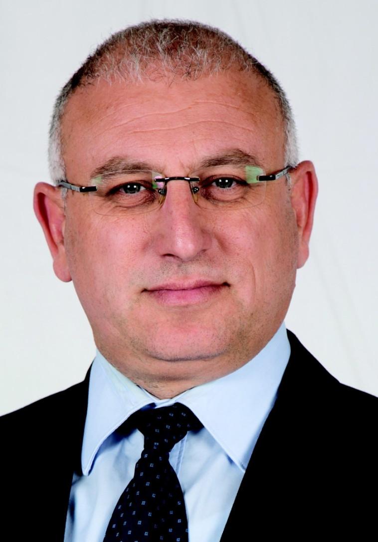 """המנכ""""ל שמעון מירון. צילום: רמי ירון, יח""""צ"""