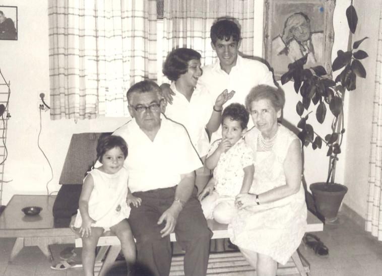 משפחת פייקס. צילום: פרטי