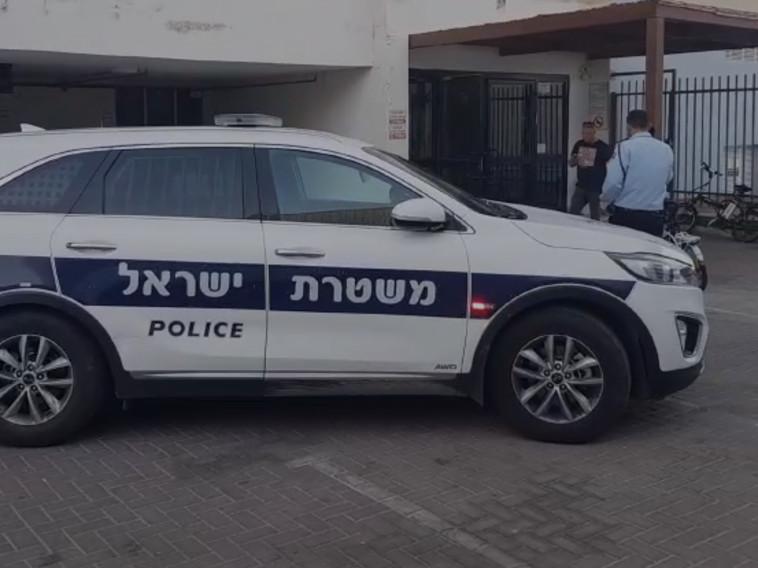 ניידת משטרה (אילוסטרציה) (צילום: דוברות המשטרה)