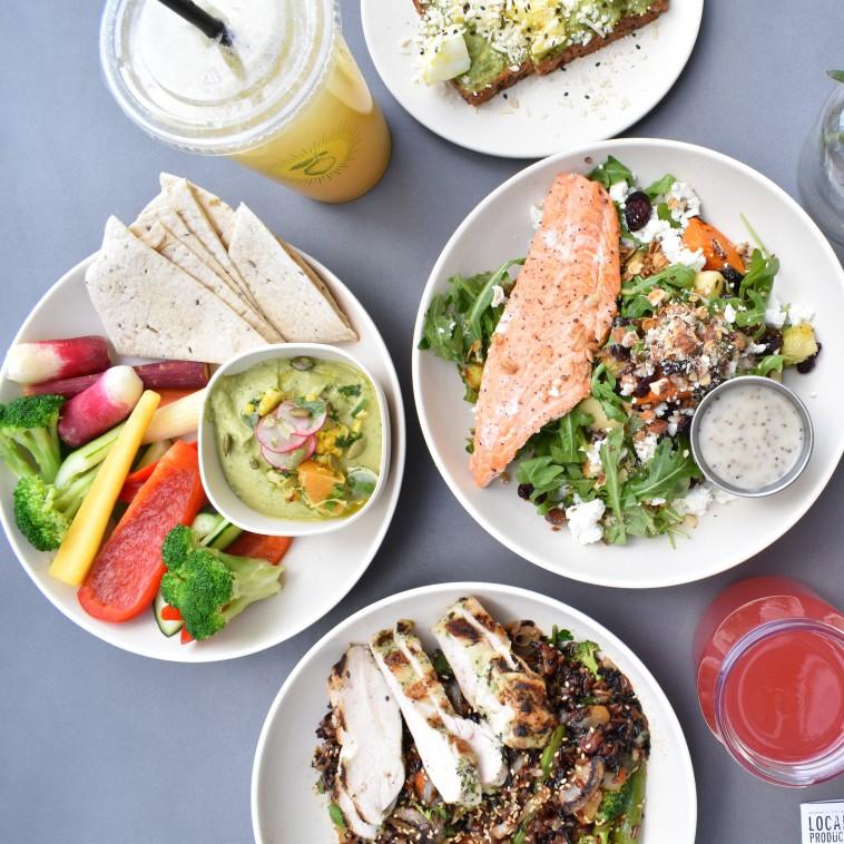 ארוחת חלבונים (צילום: Shayda Torabi, Unsplash)