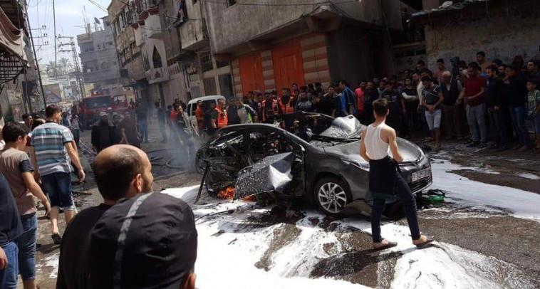 חיסול פעיל חמאס. צילום: רשתות ערביות
