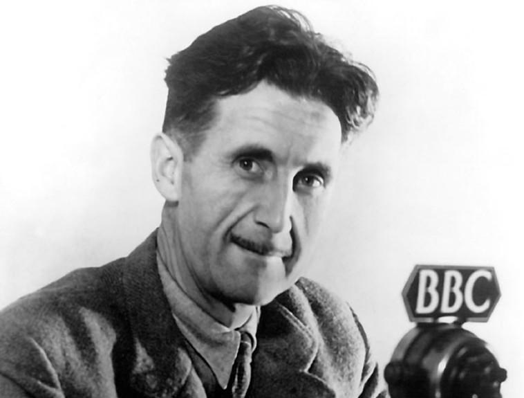 ג'ורג' אורוול צילום: bbc