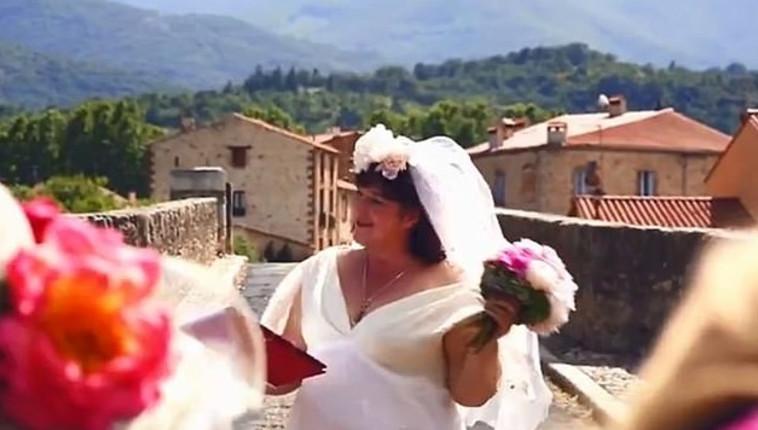 WENN.com :ג'ודי רוז ביום המאושר בחייה. צילום מסך