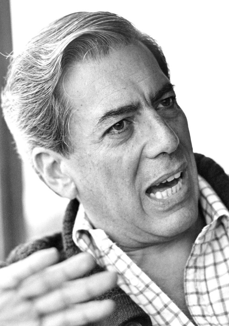 מריו ורגס יוסה, 1989. רויטרס