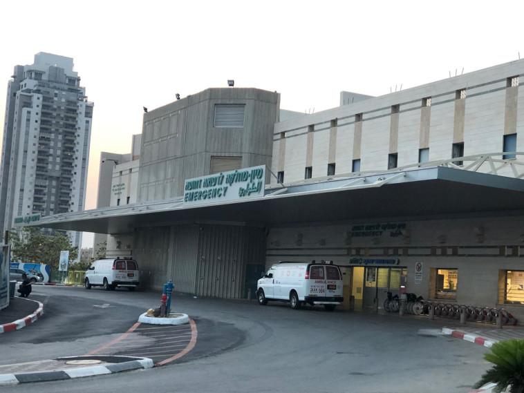 בית החולים סורוקה (צילום: יאסר עוקבי)