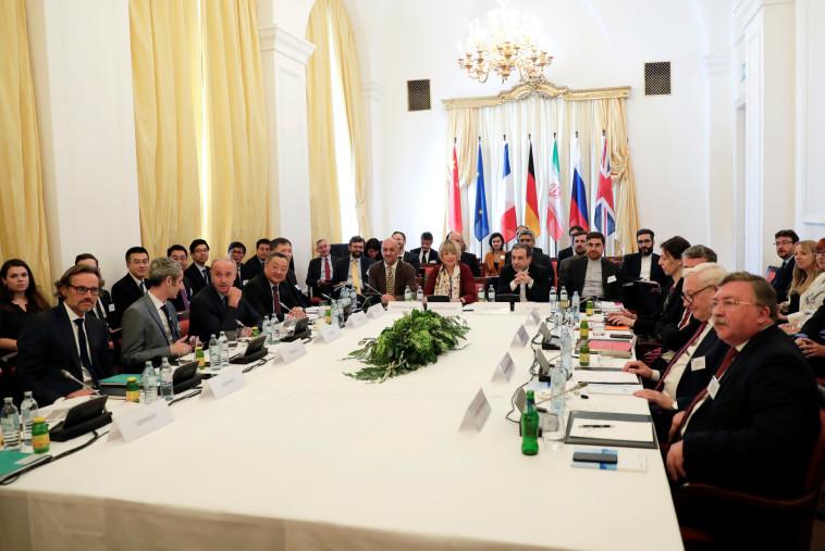 שיחות להצלת הסכם הגרעין בווינה (צילום: רויטרס)