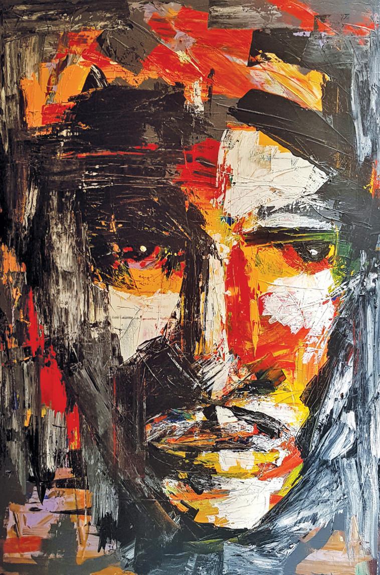 דוד ד'אור, ציור