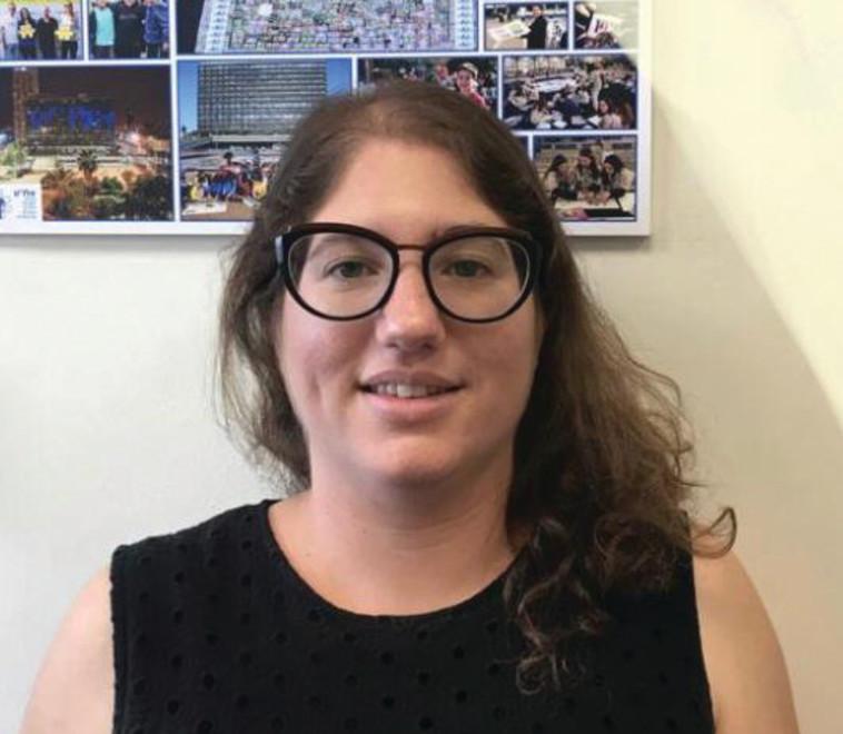 איילת דיין, מנהלת האגף לקידום זכויות באלוט. צילום: עדי עזוז