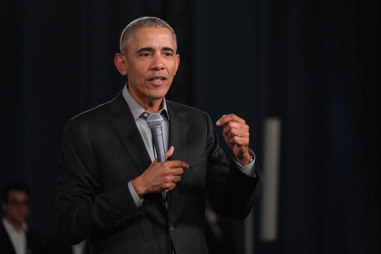 יצא נגד צרבות הביטול. ברק אובמה (צילום: Getty images)