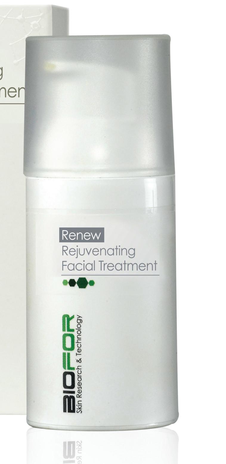 """תכשיר לחידוש העור Renew, ביופור, 240 ש""""ח. צילום: יח""""צ"""