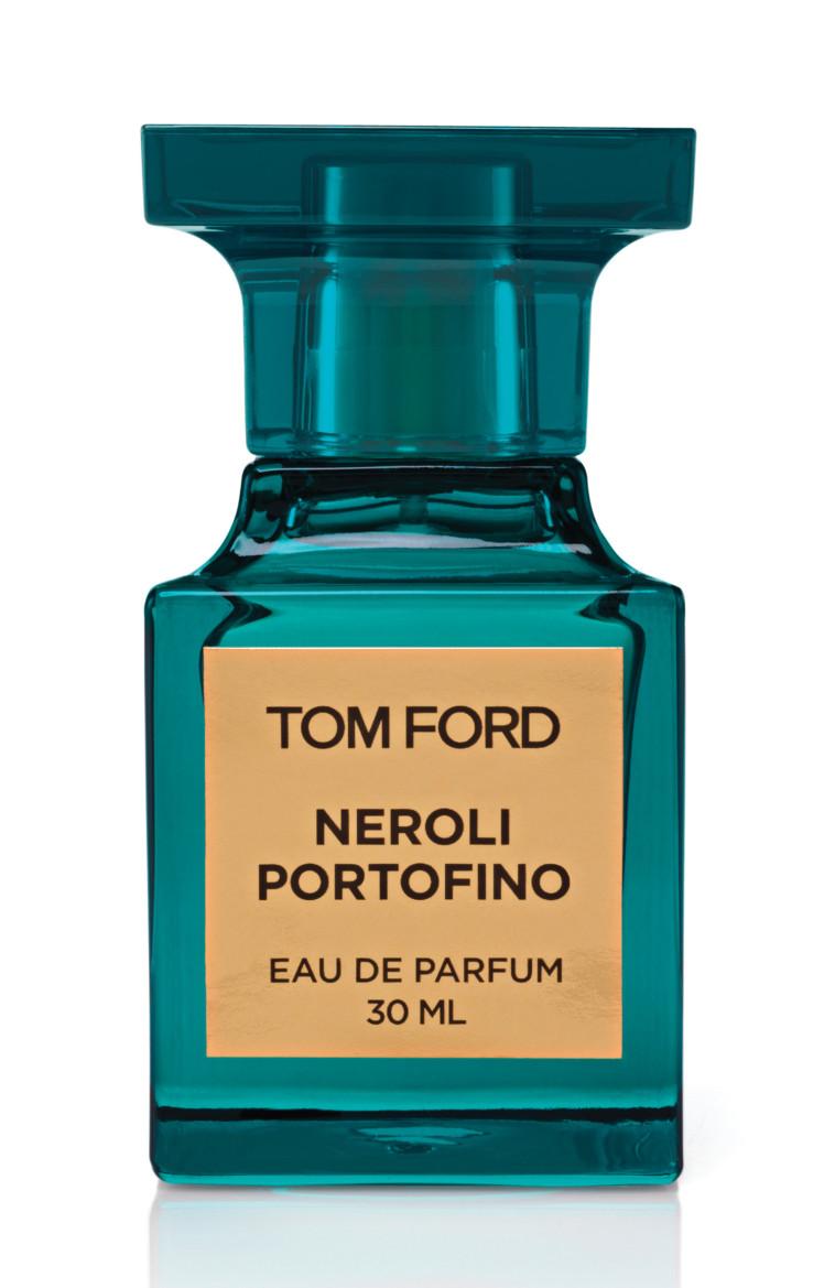 """בושם יוניסקס NEROLI PORTOFINO, טום פורד, 860 ש""""ח. צילום: יח""""צ"""