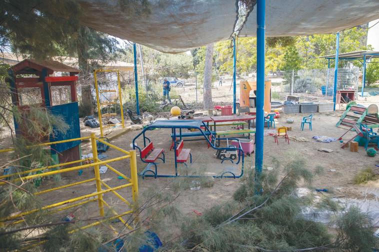 גן ילדים, אילוסטרציה (למצולמים אין קשר לנאמר בכתבה) (צילום: יונתן זינדל, פלאש 90)