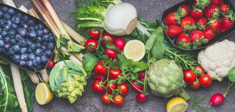 ירקות ופירות. צילום: אינג אימג'