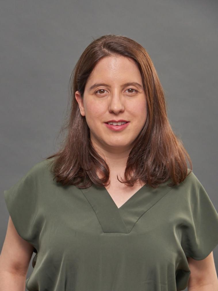 """ליאת גולדשייד- זמירי, מנכ""""ל חברת לומינרה. צילום: עמרי מרון"""