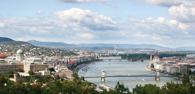 בודפשט. צילום: אינגאימג'