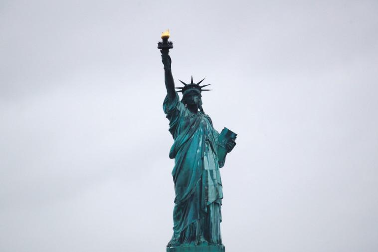 פסל החירות, ארכיון (צילום: רויטרס)