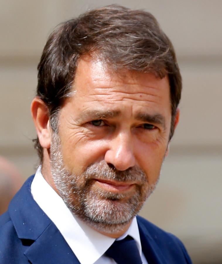 שר הפנים הצרפתי כריסטוף קסטאנר. צילום: רויטרס