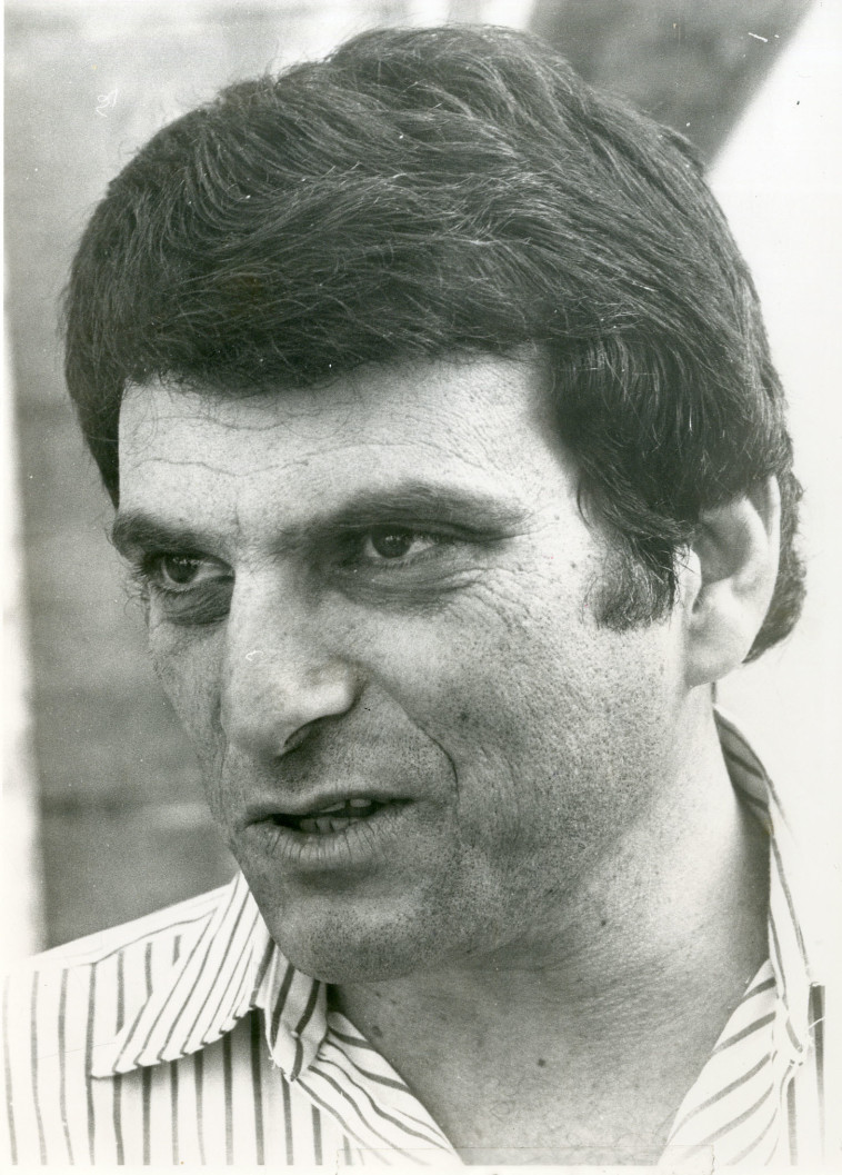 אריק הניג, 1980. צילום: ראובן קסטרו