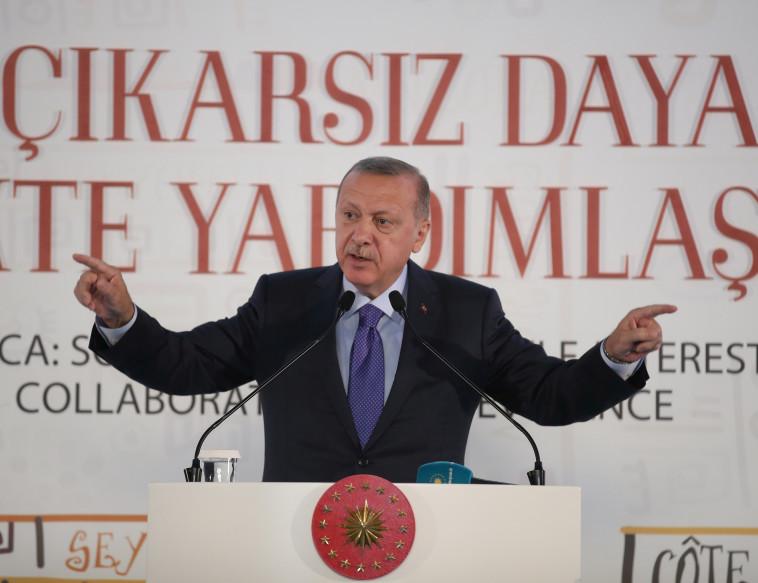 Recep Tayyip Erdogan (Photo: Reuters)