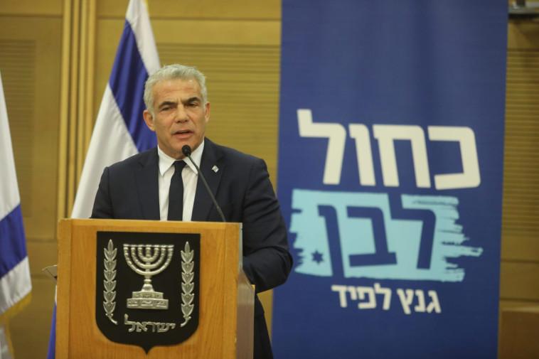 Yair Lapid. Photo: Mark Israel Salem
