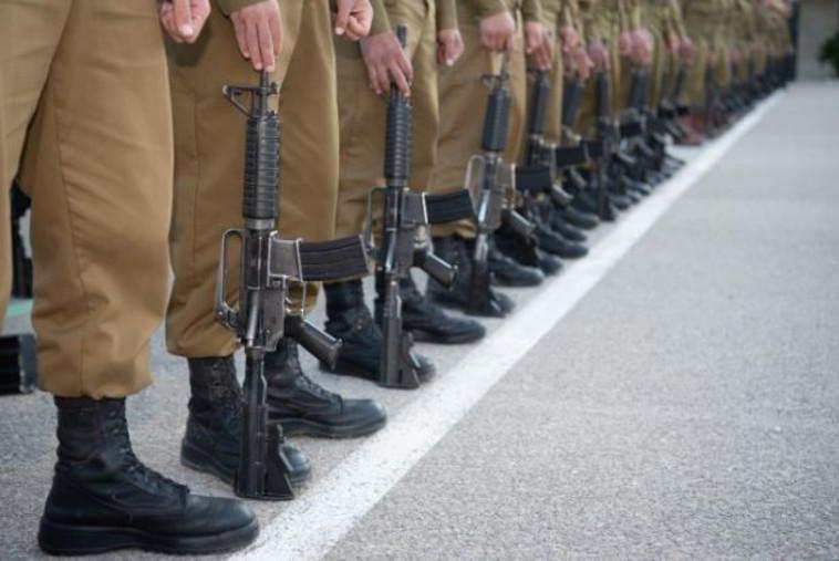 חיילים צה''ל (צילום: דובר צה''ל)