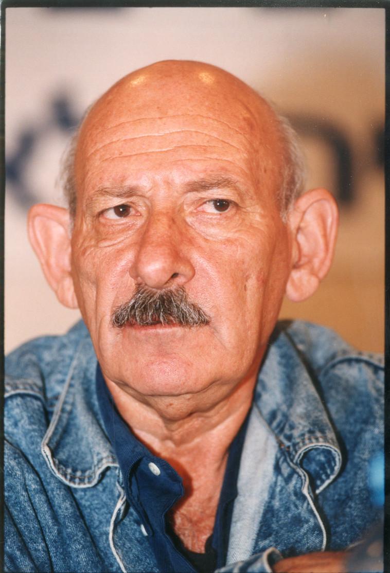 שלמה באום ב-1993. צילום: ראובן קסטרו